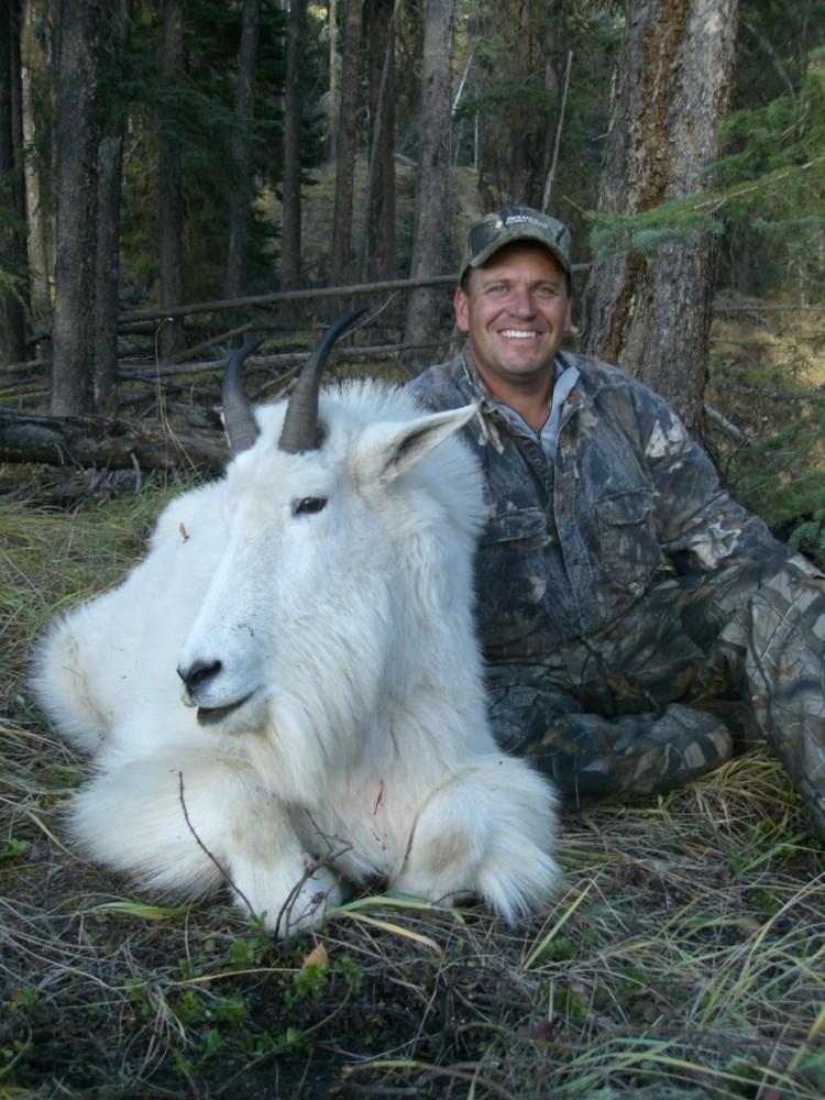 A Mountain Goat Hunt Birthday Surprise photo