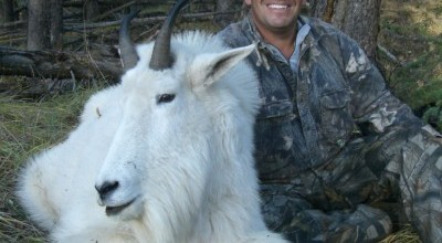A Mountain Goat Hunt Birthday Surprise photo